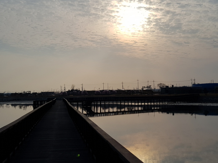 Wattzentrum Muan (무안생태갯벌센터)