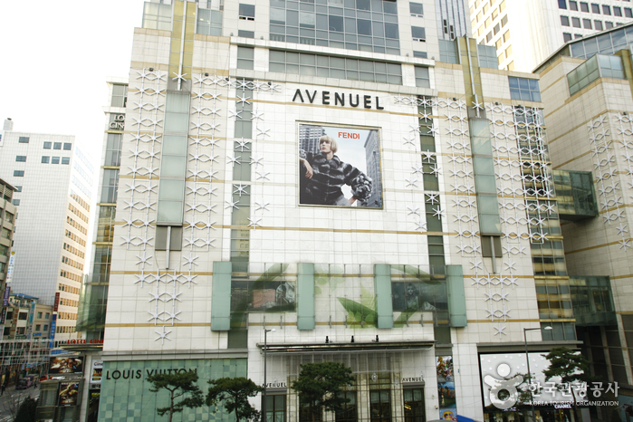 Lotte Department Store - Avenuel Branch (-)