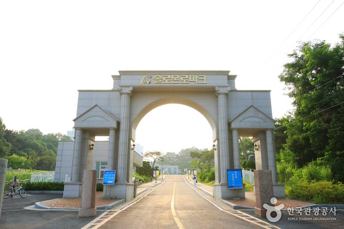 Парк Соломона (솔로몬 로파크)
