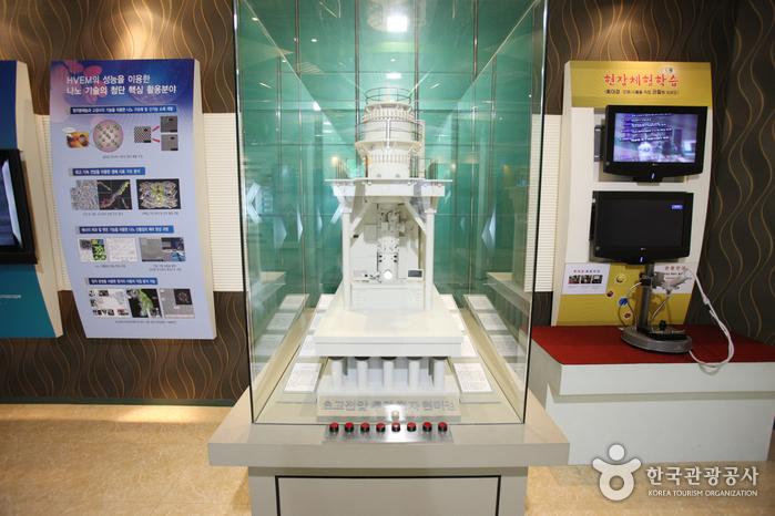 Zentrum für fortgeschrittene Wissenschaft & Technologie (첨단과학관)