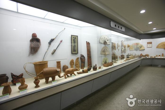 Корейский музей бамбука (한국대나무박물관)27