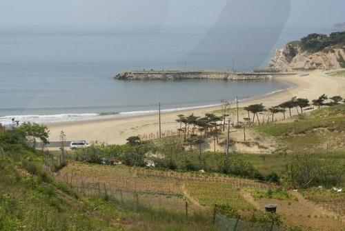 대청도 - 노화동해변