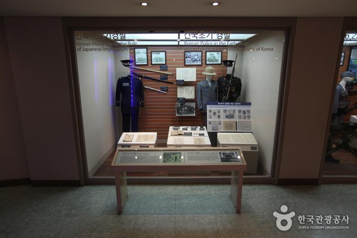 Музей  полиции (경찰박물관)6