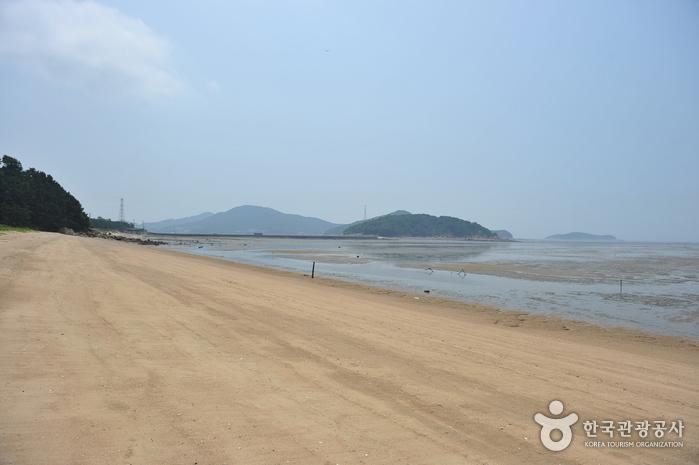 Морское побережье Масиан на острове Ёнчжондо (영종도 마시안해변)3