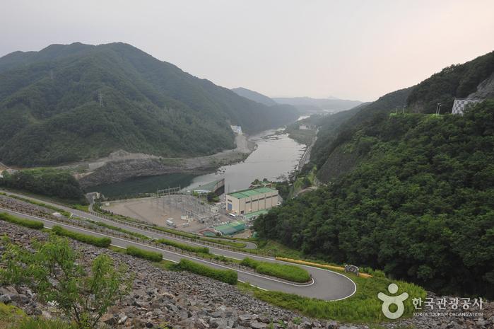 Soyang-Damm (소양댐)