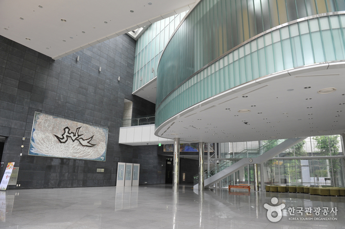 Gwangju Museum of Art (광주시립미술관)