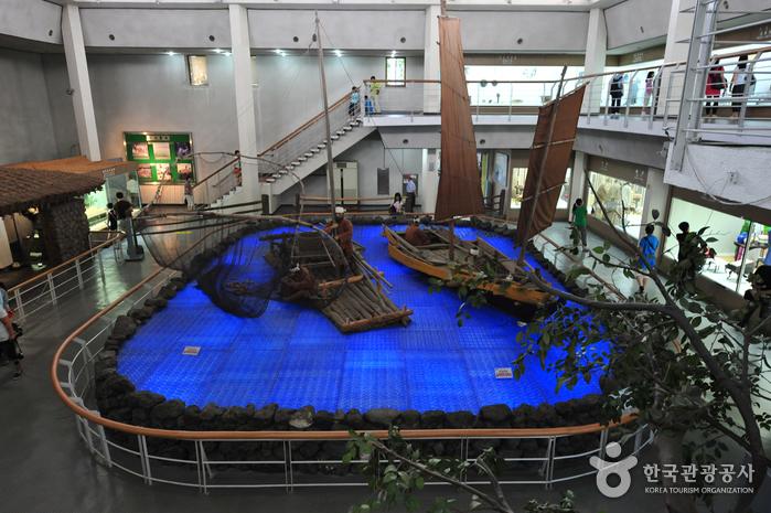 Музей фольклора и естественной истории Чечжу (제주도민속자연사박물관)25