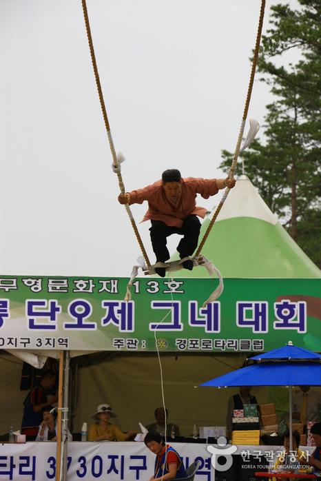 Gangneung Danoje Festival (강릉단오제)