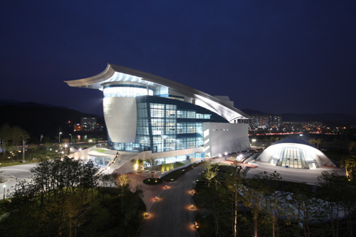 Gyeongju Arts Center...