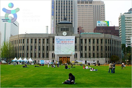City Hall (Seoul Plaza) (서울광장)