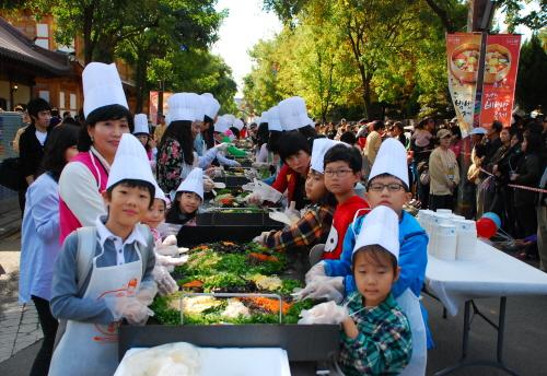 Фестиваль блюда