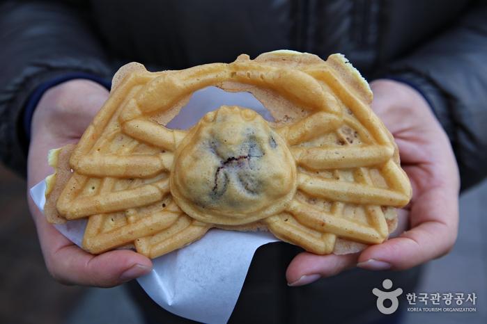 울진대게빵 사진1