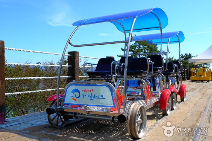 Yeosu Ocean Railbike (여수해양레일바이크)