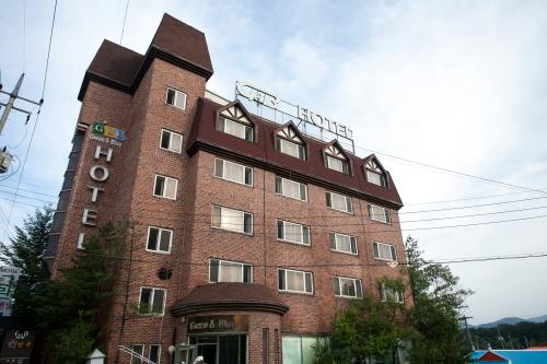 Green & Blue Hotel - Goodstay 그린앤블루 호텔 [우수숙박시설 굿스테이]