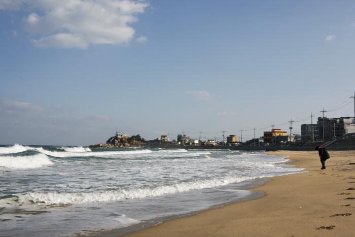 주문진 소돌해변