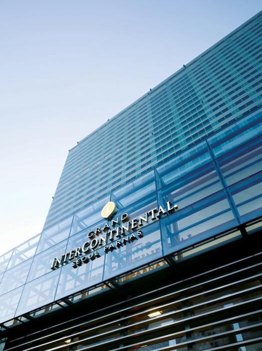 Grand InterContinental Seoul (그랜드 인터컨티넨탈 서울 파르나스)
