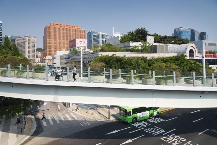 서울로7017 전경