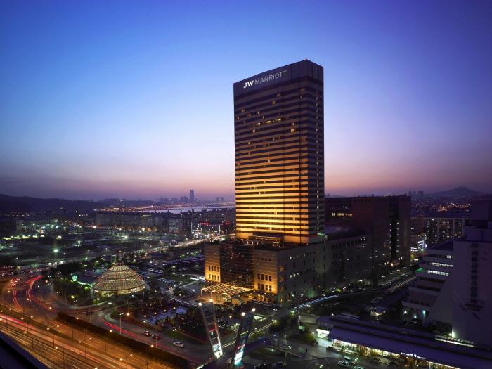 首尔JW万豪国际酒店<br>JW 메리어트 서울 (JW Marriott Seoul)