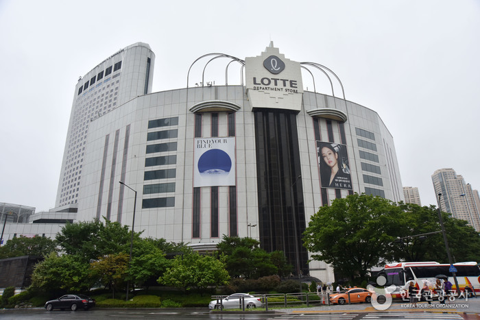 Lotte Department Store - Jamsil Branch (롯데백화점(잠실점))