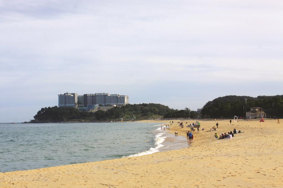 Sokcho Beach (속초해수욕장)
