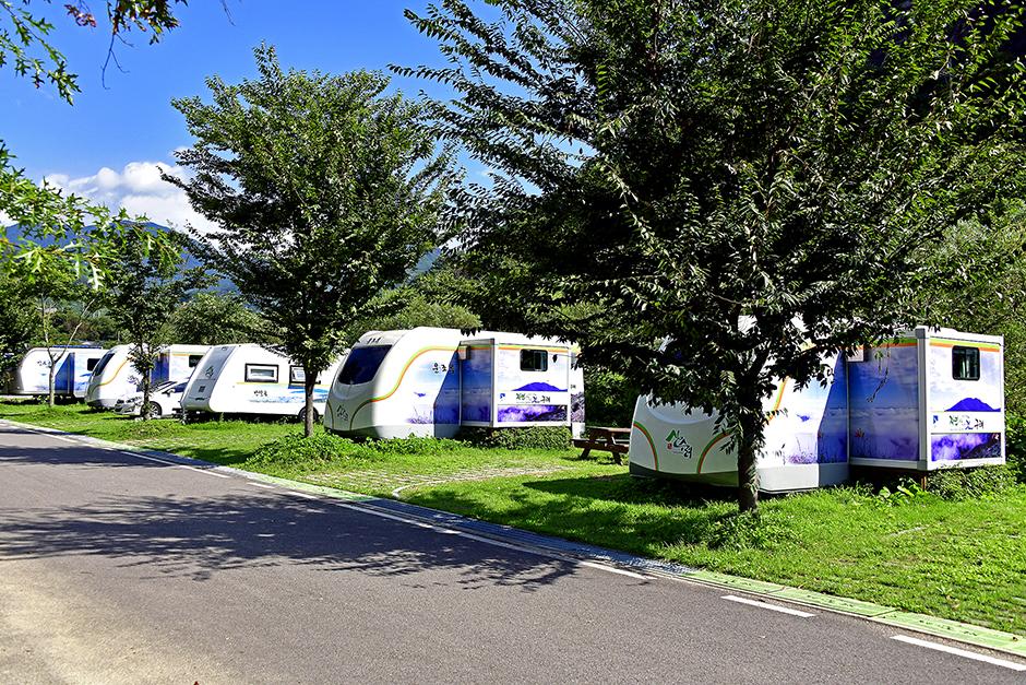 피아골오토캠핑장