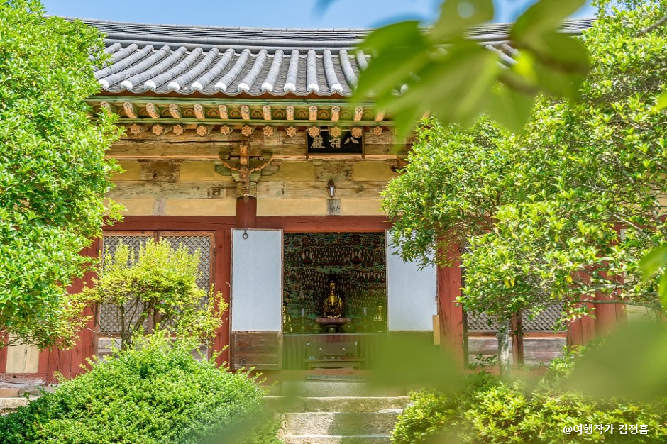 Seonamsa Temple [UNESCO World Heritage] (선암사 [유네스코 세계문화유산])