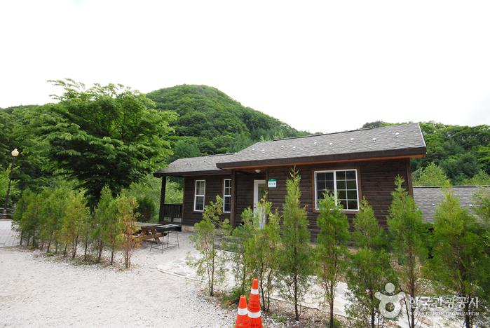 Bokjusan National Recreational Forest (복주산자연휴양림)