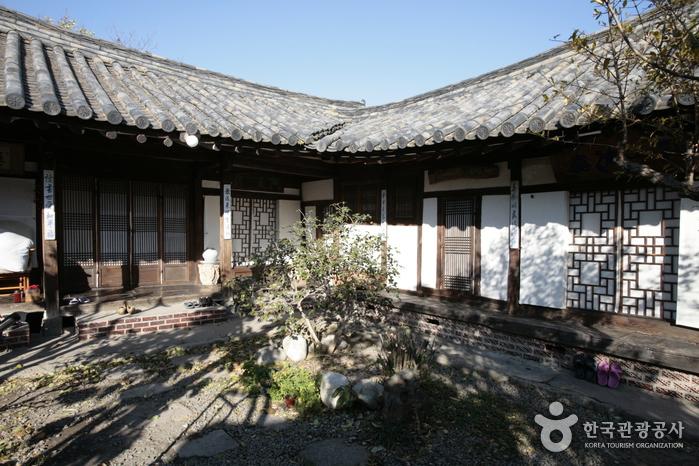 Seondosanbang (선도산방)