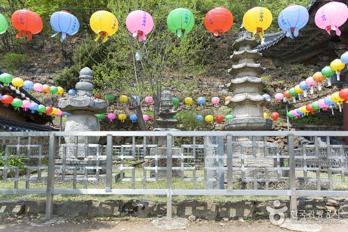 Templo Sujongsa (수종사)14
