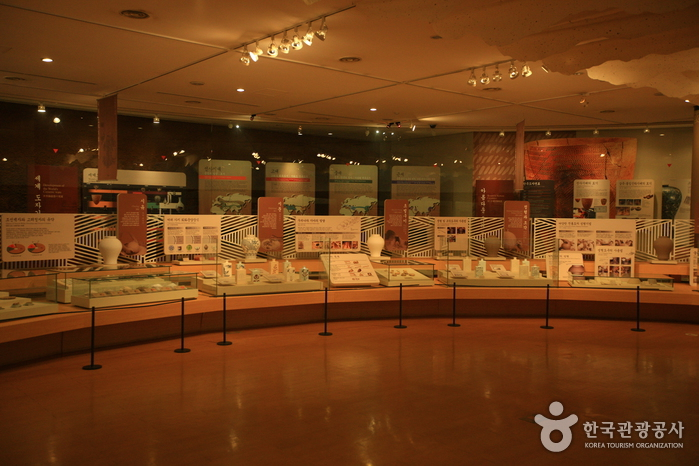 Музей керамики Кёнги (경기도자박물관)6