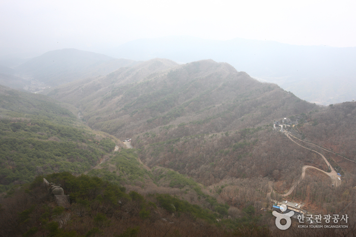Palgongsan Natural Park (Gatbawi District) (팔공산자연공원)