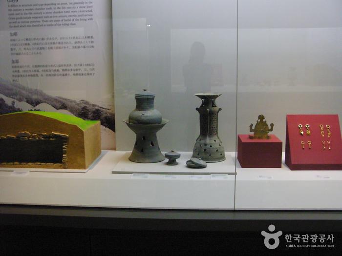 Музей Покчхон (Пусан) (복천박물관(부산))16