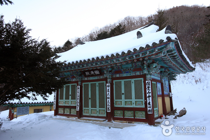 Baengnyeonsa Temple (Muju) (백련사(무주))
