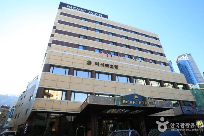太平洋酒店<br>(퍼시픽 호텔)