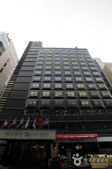 Closed: Three 7 Stay Hotel (쓰리세븐스테이호텔)