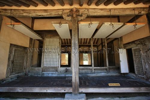 아산 맹씨 행단(맹사성 고택) 사진2