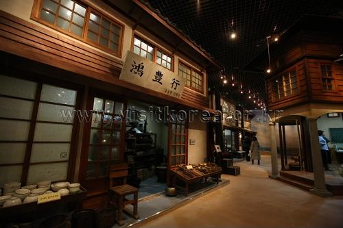 Музей современной истории города Кунсана (군산근대역사박물관)23