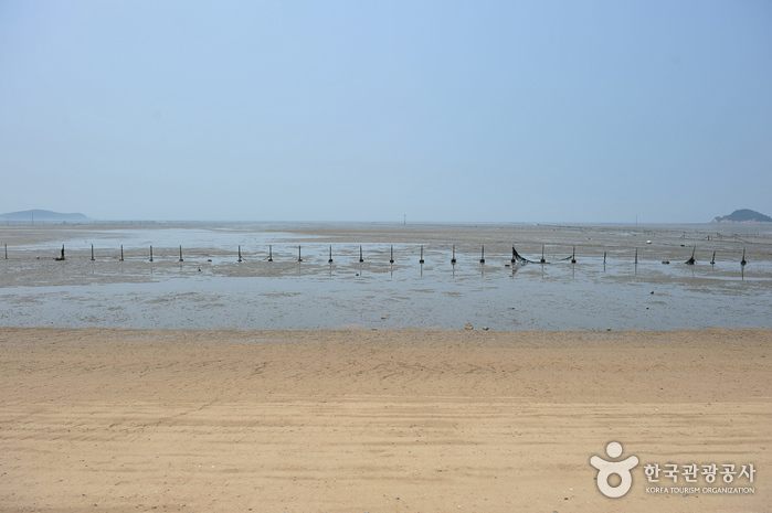 Морское побережье Масиан на острове Ёнчжондо (영종도 마시안해변)2