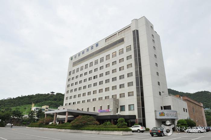 新安ビーチホテル(신안비치호텔)