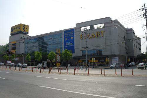 E-MART - Chuncheon Branch (이마트 - 춘천점)