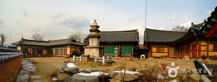 Yonghwasa Temple (Sangju) (용화사 - 상주)