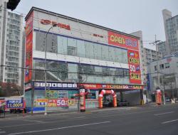 Lotte Hi-mart - Junggye Branch (롯데 하이마트 (중계점))