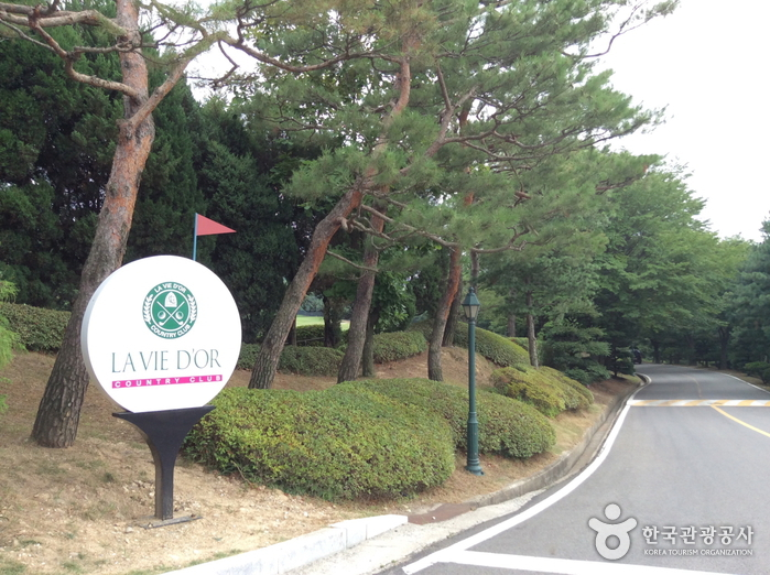 La Vie D'or Resort & Country Club (라비돌리조트)