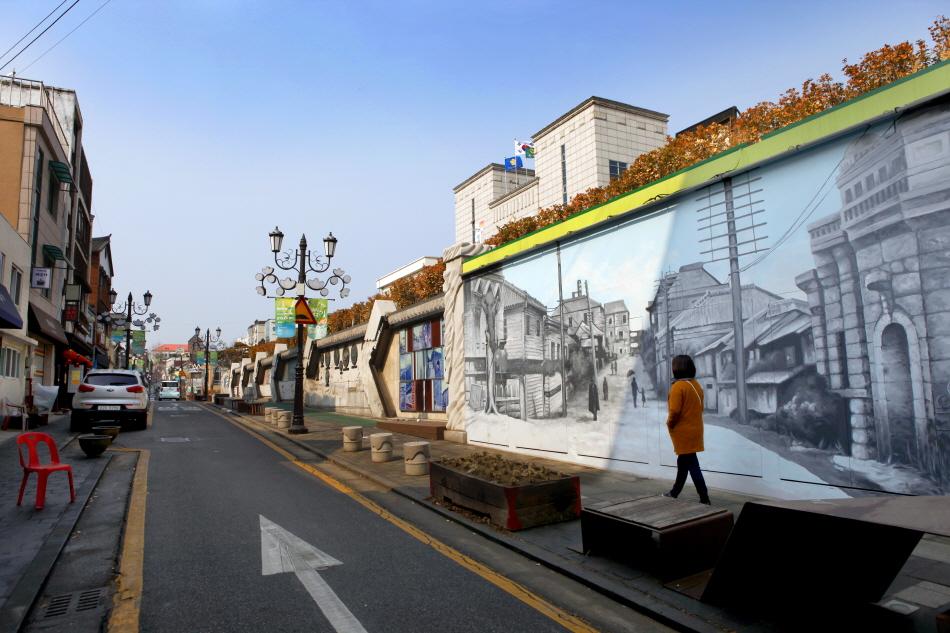 인천의 역사와 문화를 만나는 개항장거리