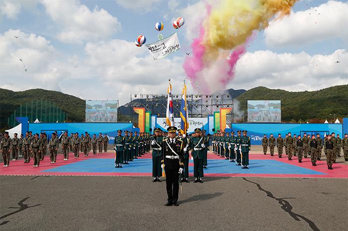 地上軍フェスティバル(지상군 페스티벌)