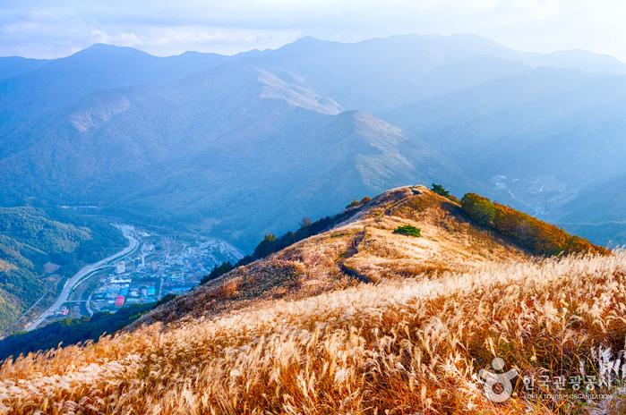 Mindungsan Mountain (민둥산)