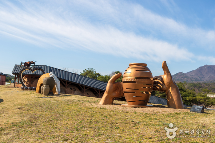 外高山甕器村(외고산 옹기마을)