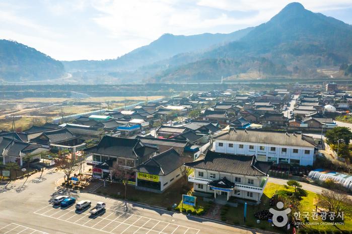 淳昌コチュジャン民俗村(순창고추장민속마을)