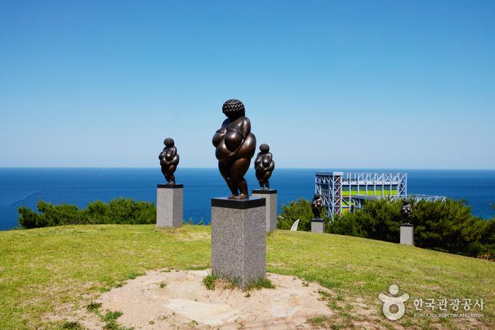 Parque Artístico Haslla Art World (하슬라아트월드)5