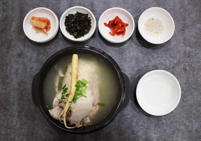 Dami Porridge(다미죽)